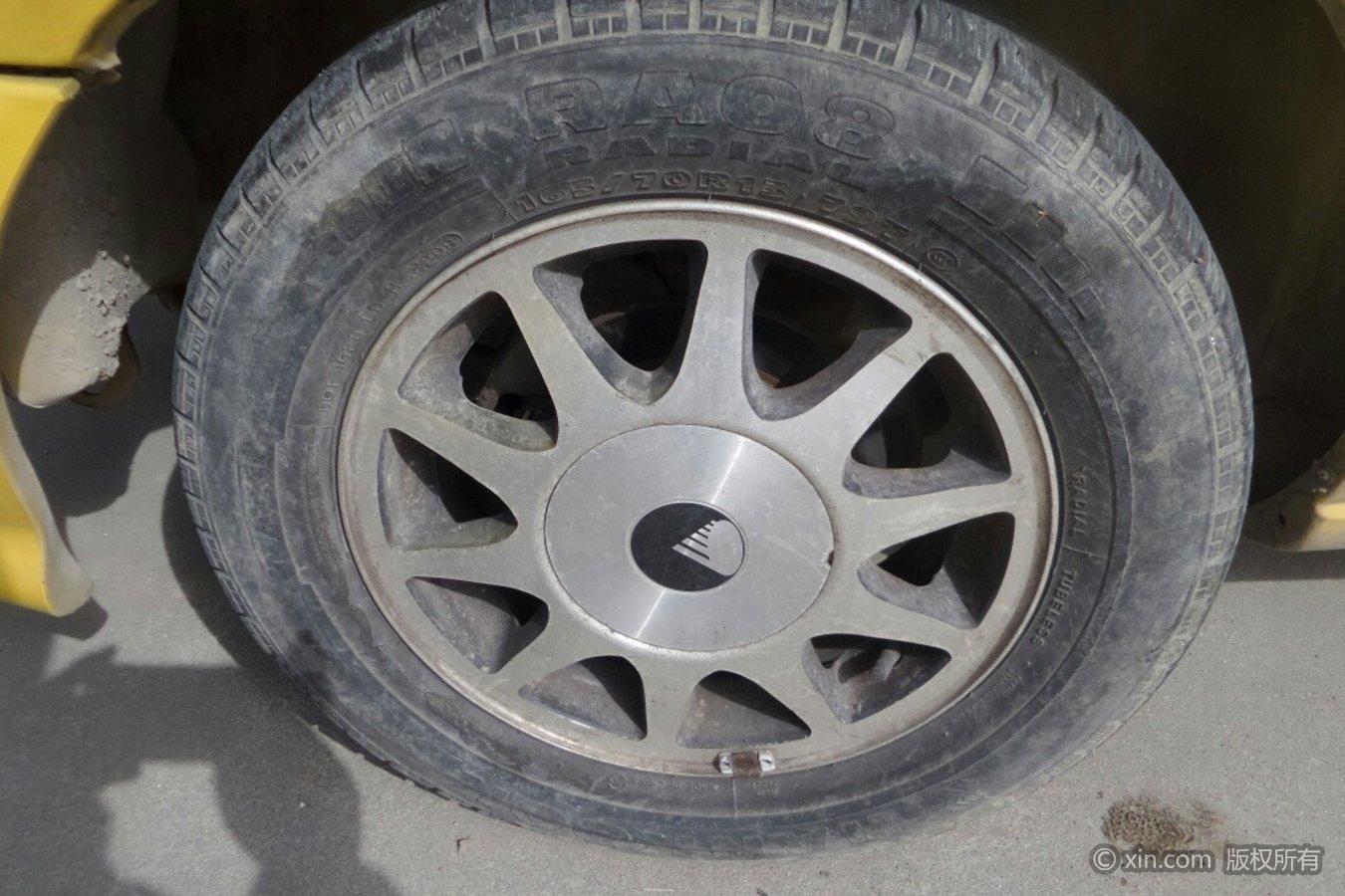 吉利汽车豪情轮毂