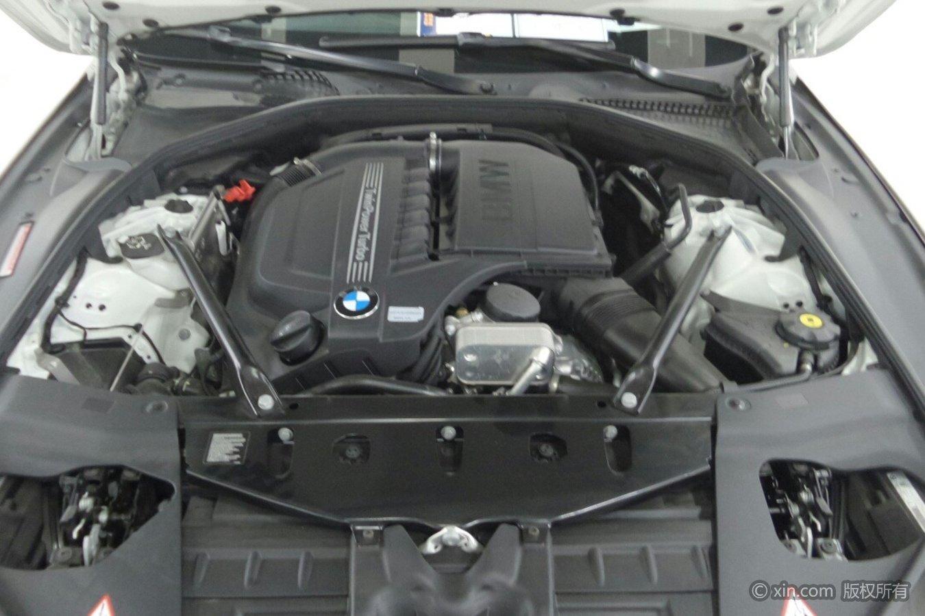 宝马6系(进口)发动机