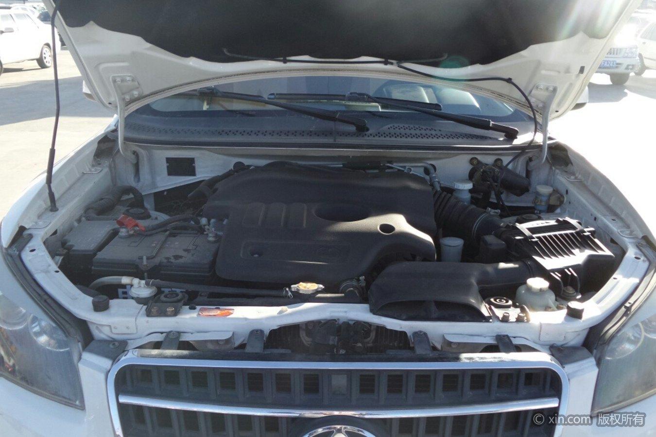 猎豹汽车CS7发动机