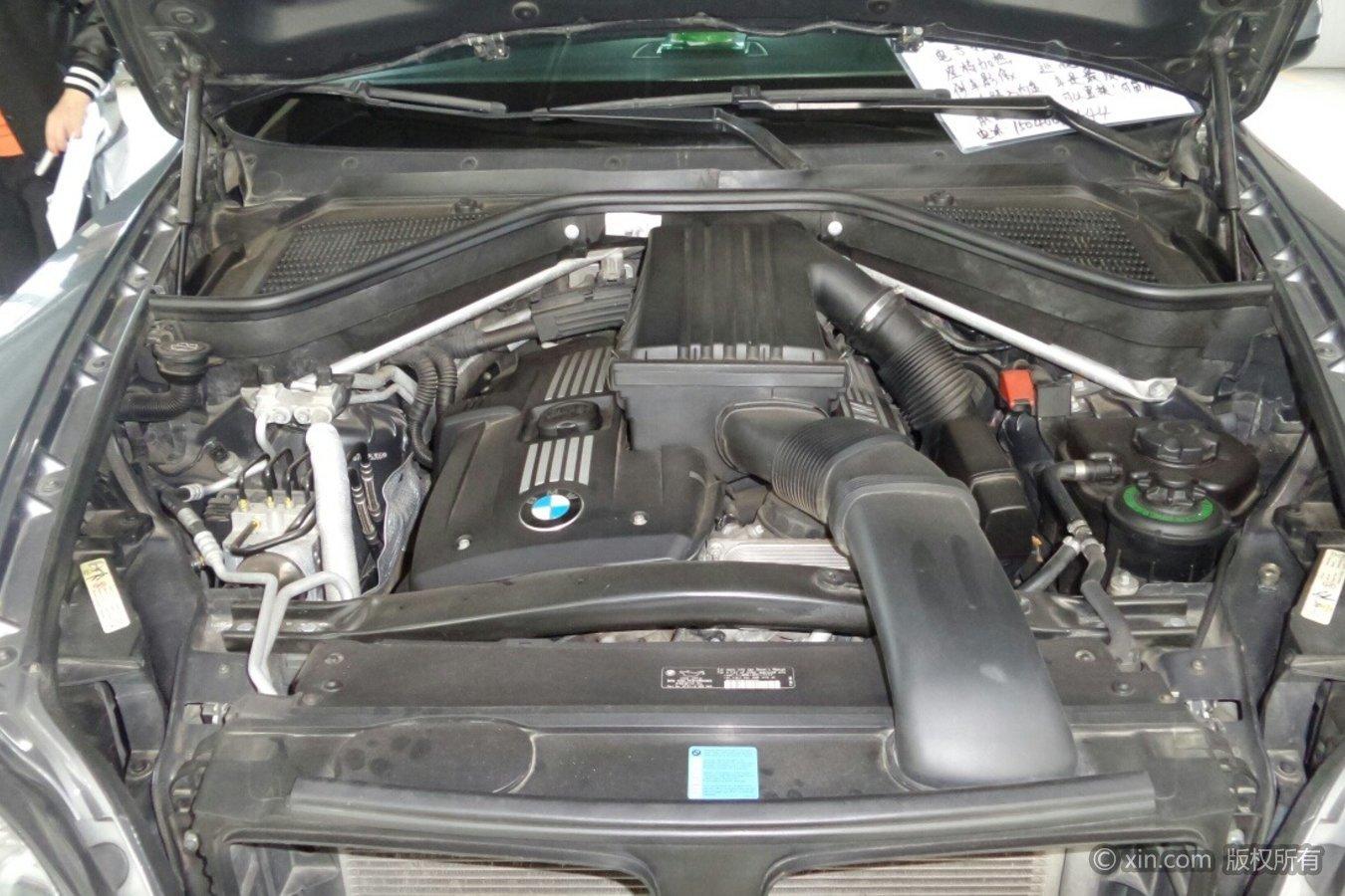 宝马X5(进口)发动机