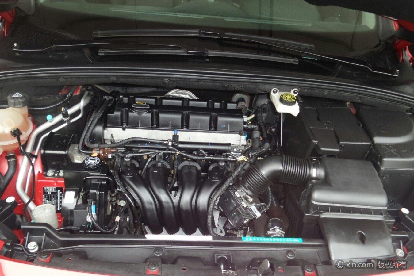 标致408发动机