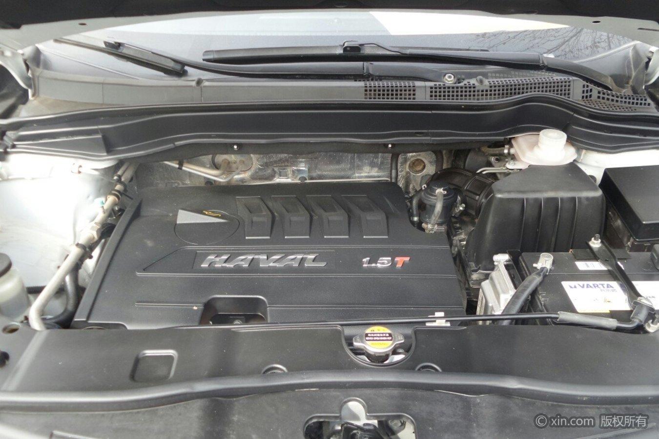 哈弗哈弗H6发动机