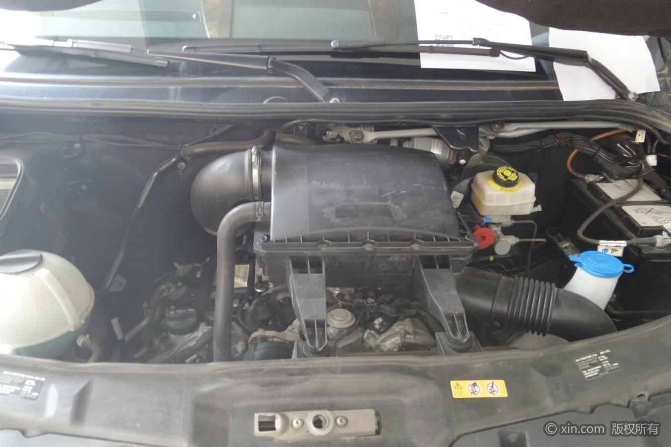 奔驰Sprinter发动机