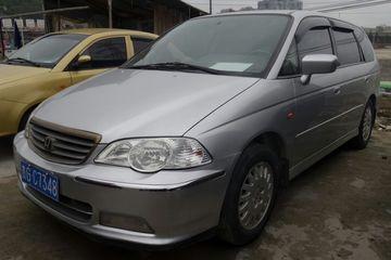 本田 奥德赛 2002款 2.3L 自动 VTi-E豪华型(国Ⅱ)