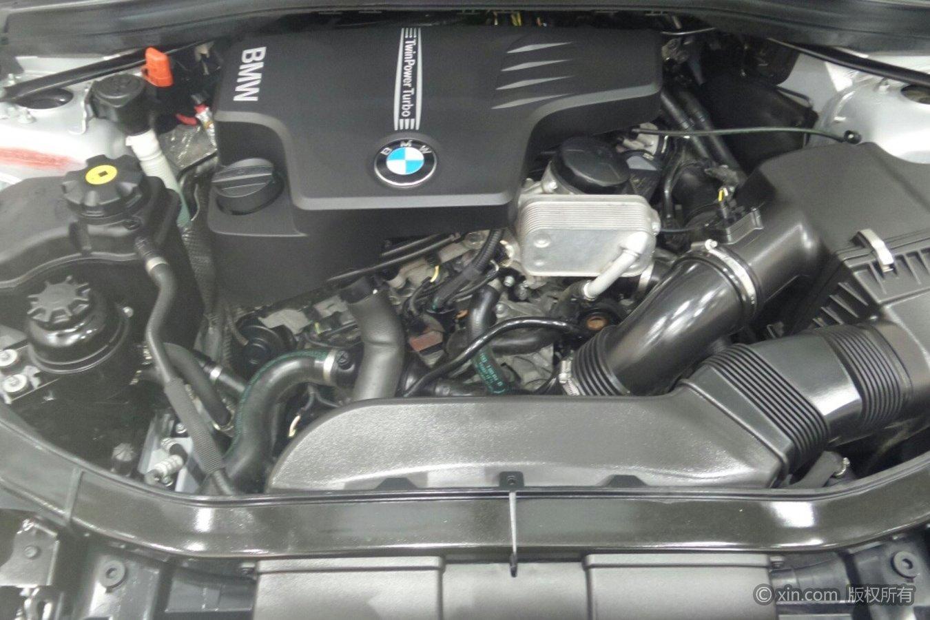 宝马X1发动机