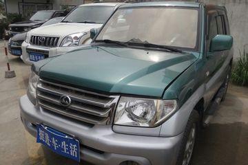 长丰 飞腾 2003款 2.0L 自动 豪华型 四驱(国Ⅱ)