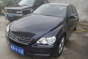 丰田 锐志 2009款 2.5L 自动 S-AVX版(国Ⅲ)