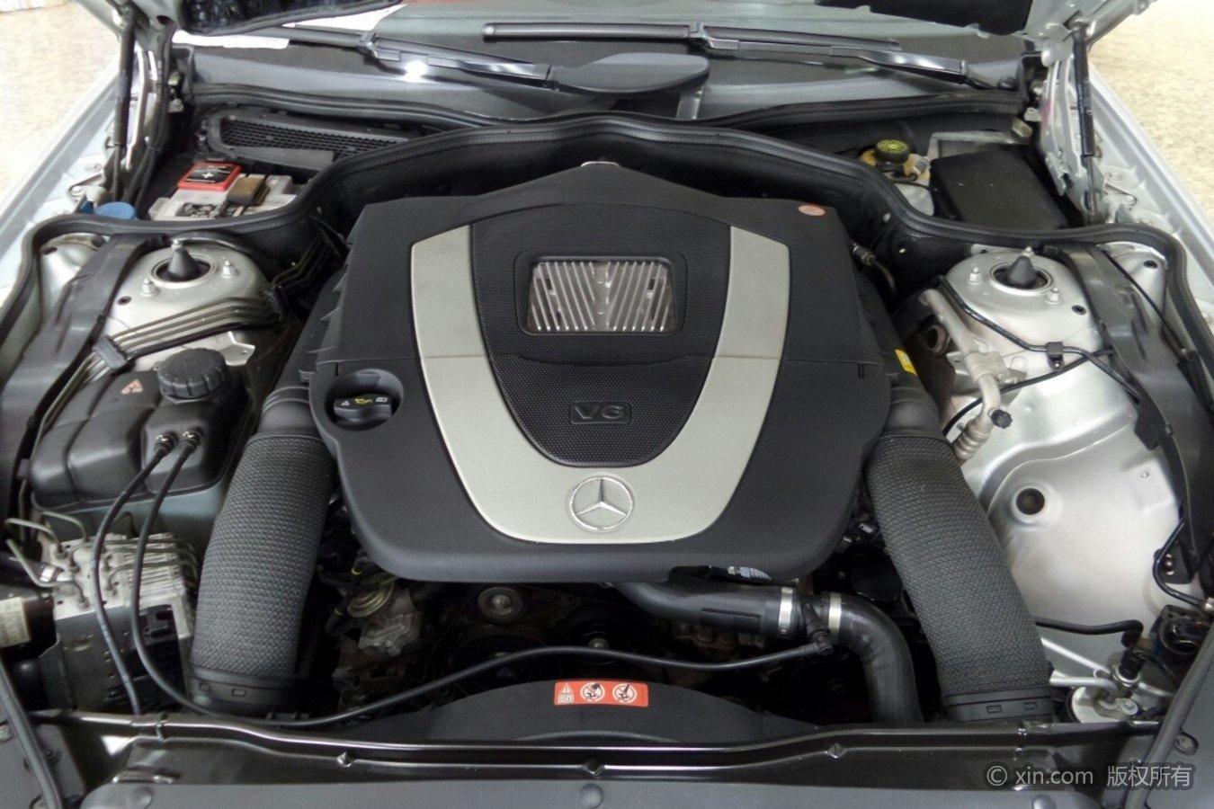 奔驰SL级发动机