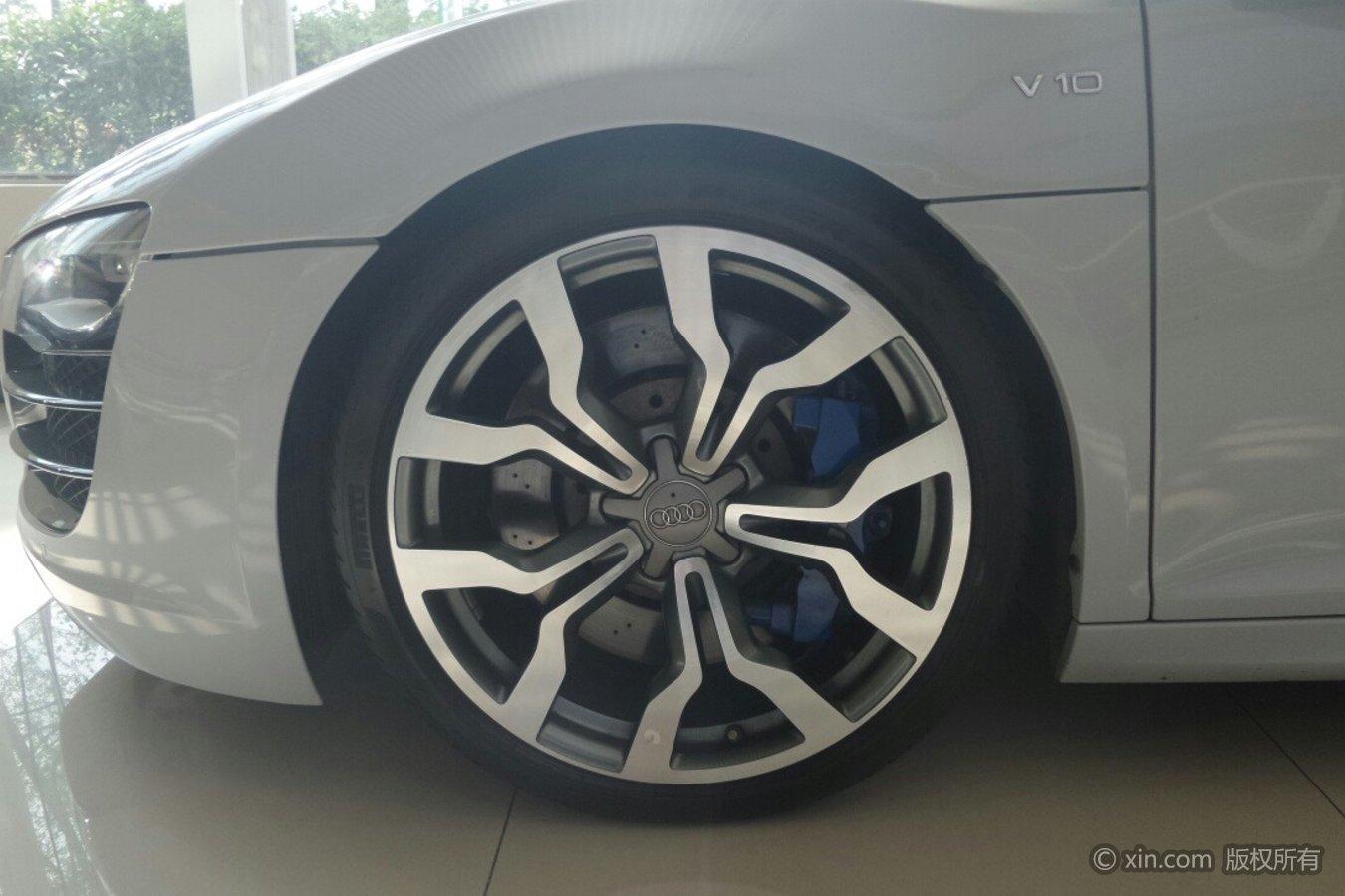 奥迪R8(进口)轮毂