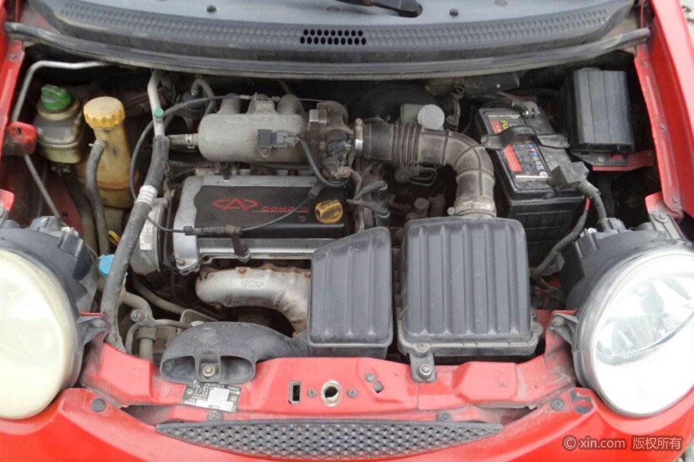 奇瑞QQ3发动机