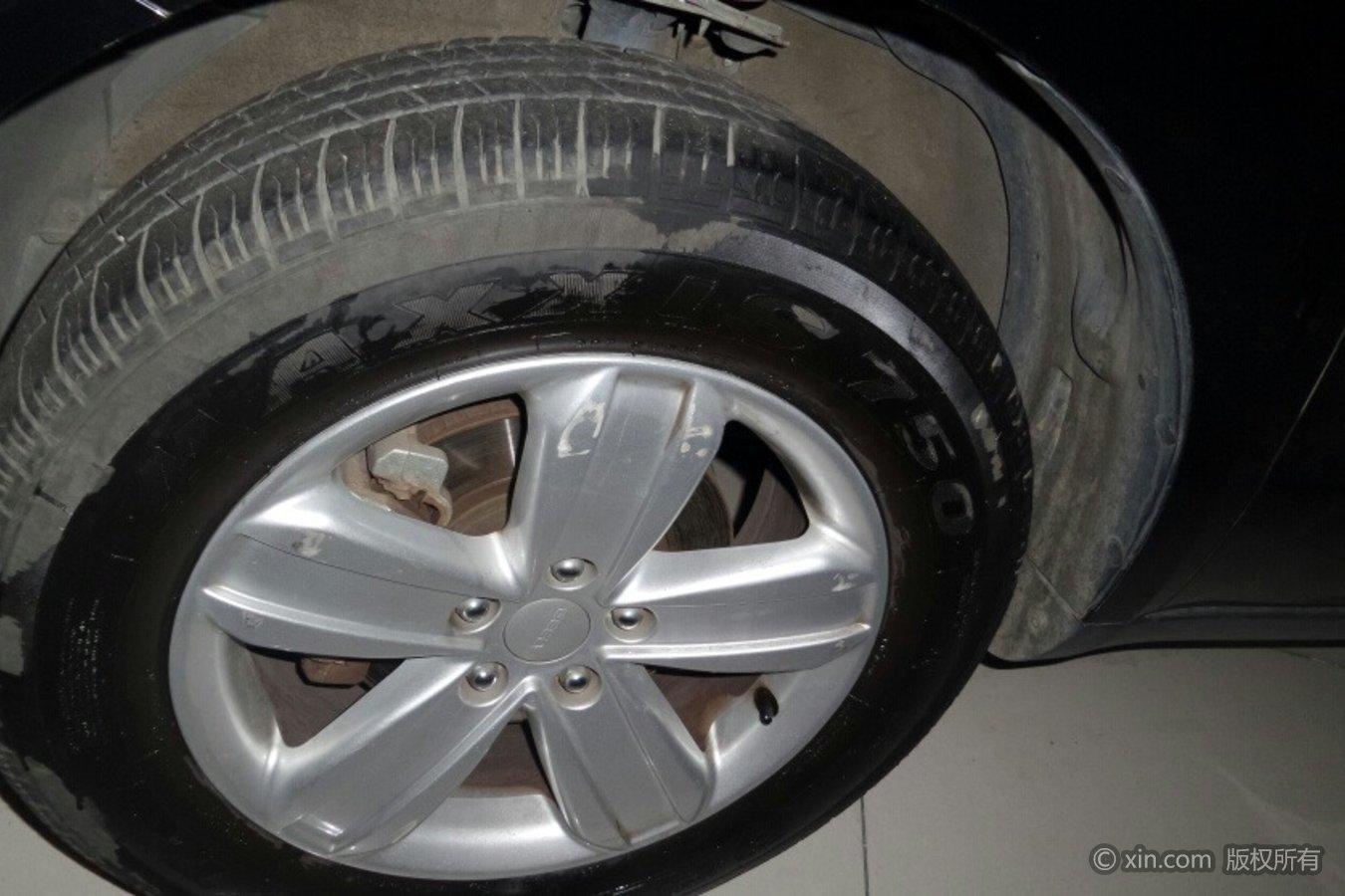 吉利汽车SX7轮毂