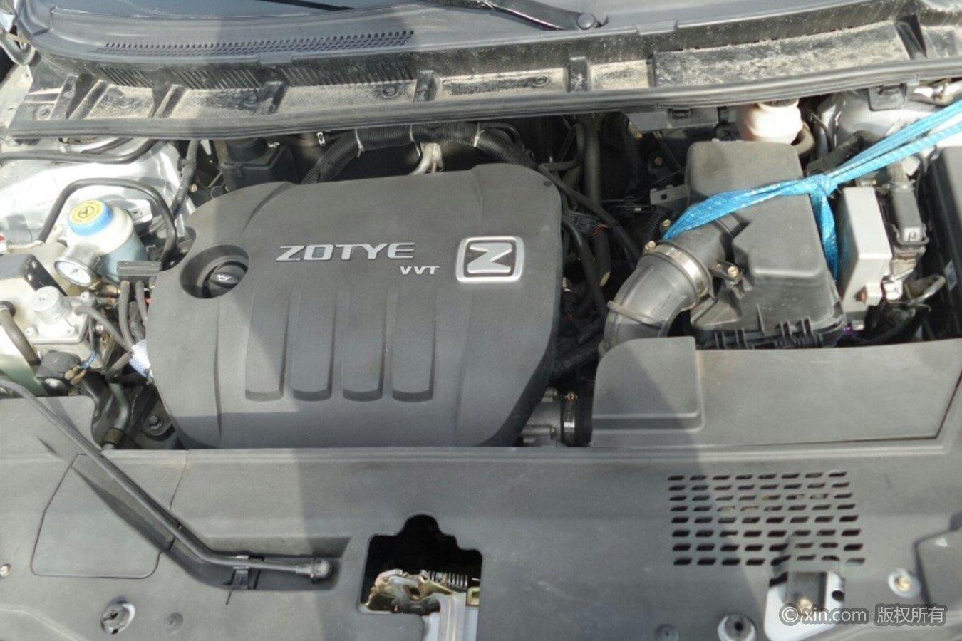 众泰Z300发动机