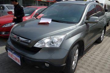 本田 CR-V 2007款 2.4L 自动 VTi豪华型 四驱(国Ⅳ)