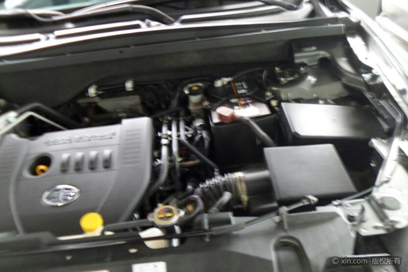 奔腾X80发动机
