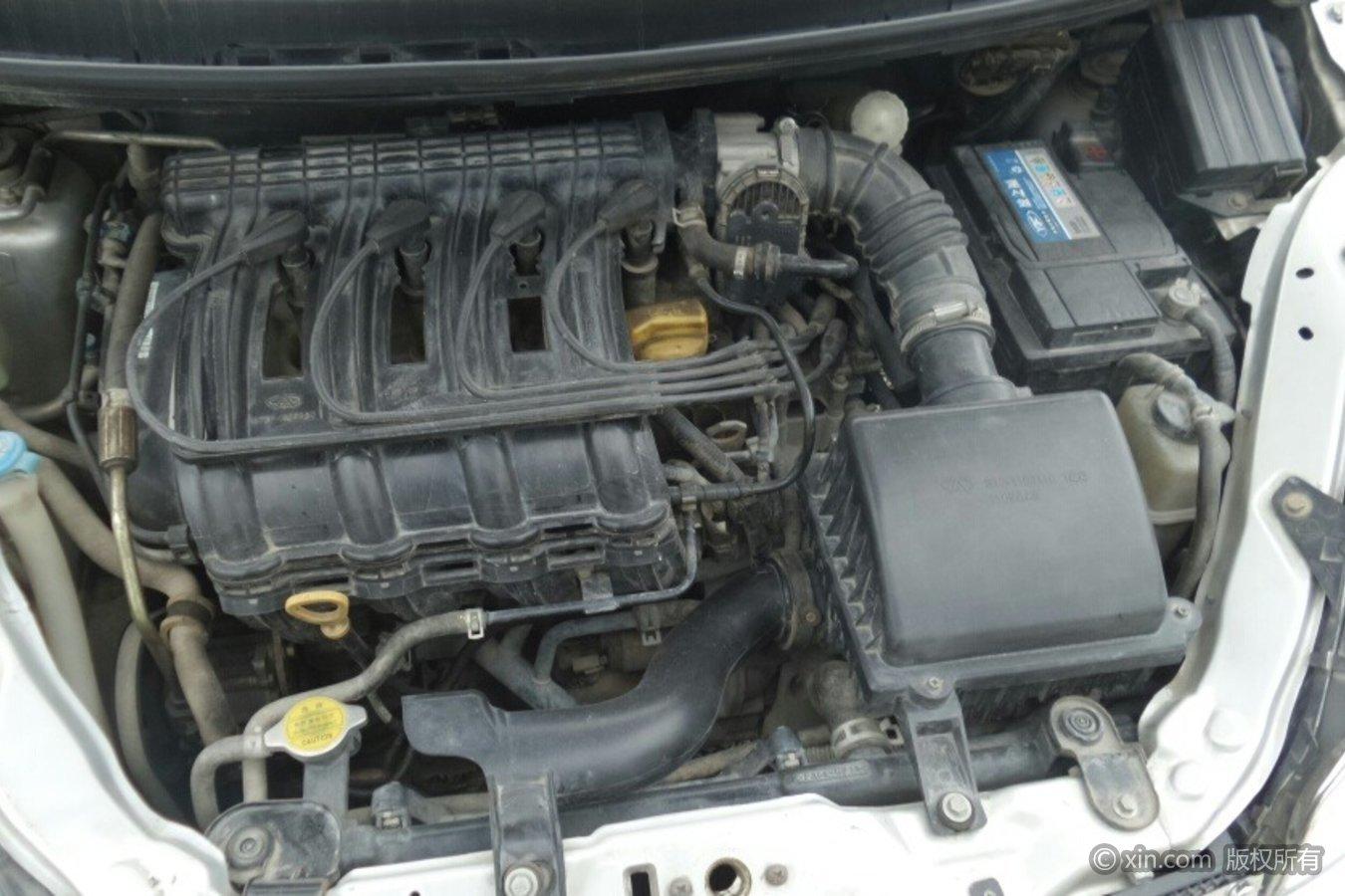 奇瑞A1发动机