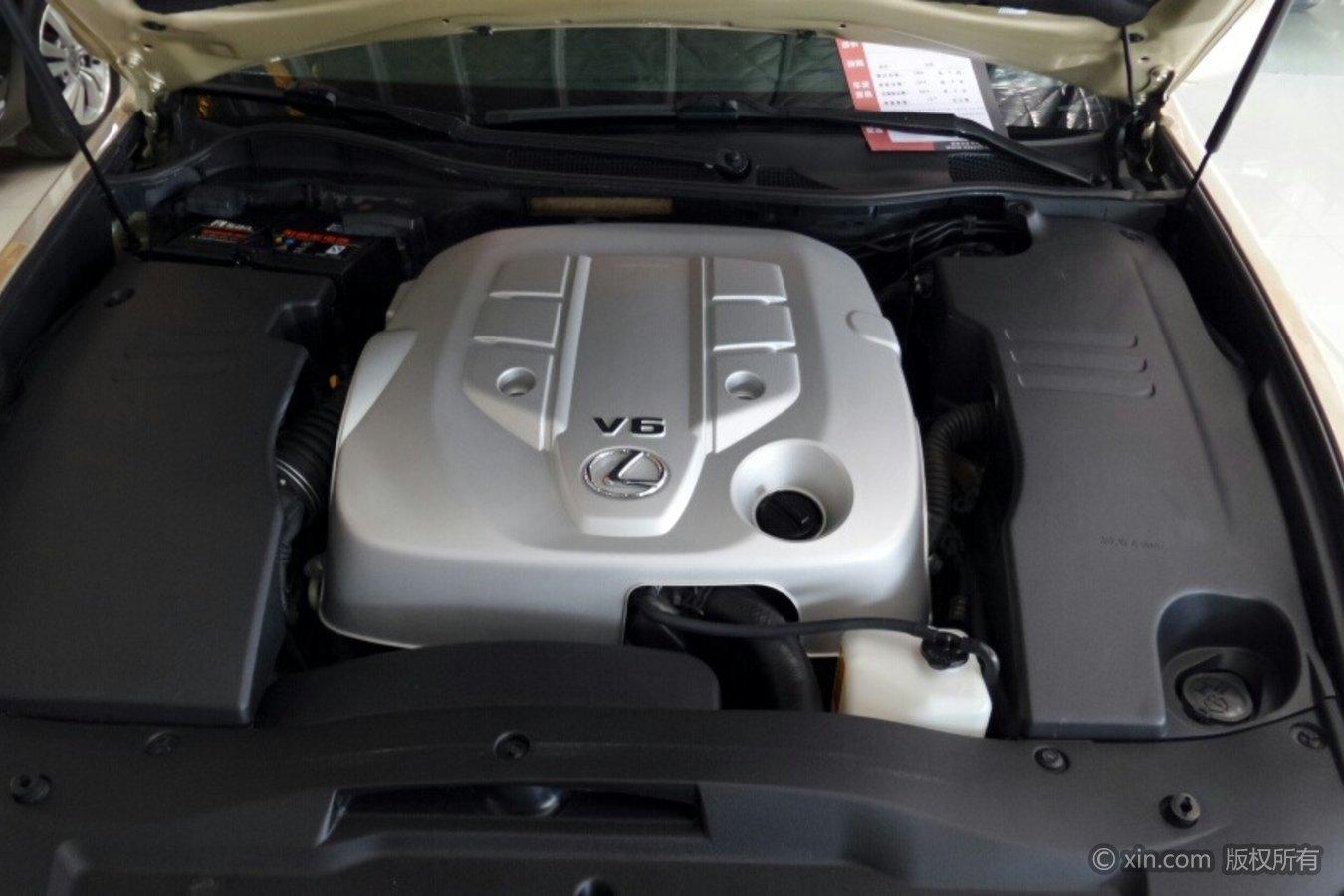 雷克萨斯GS发动机