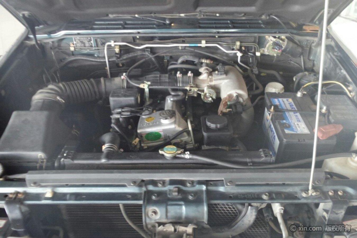 猎豹汽车6481发动机