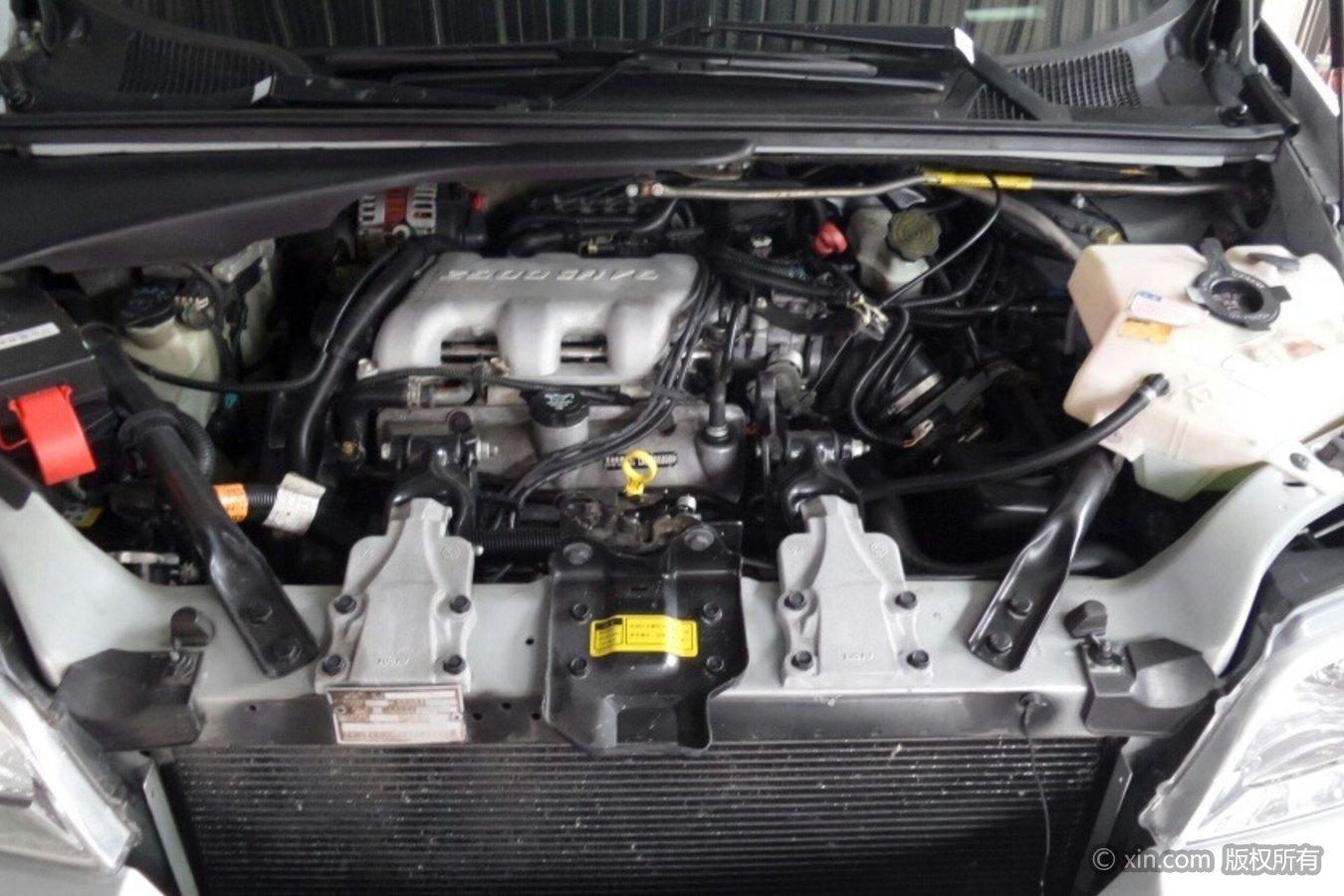 别克GL8发动机