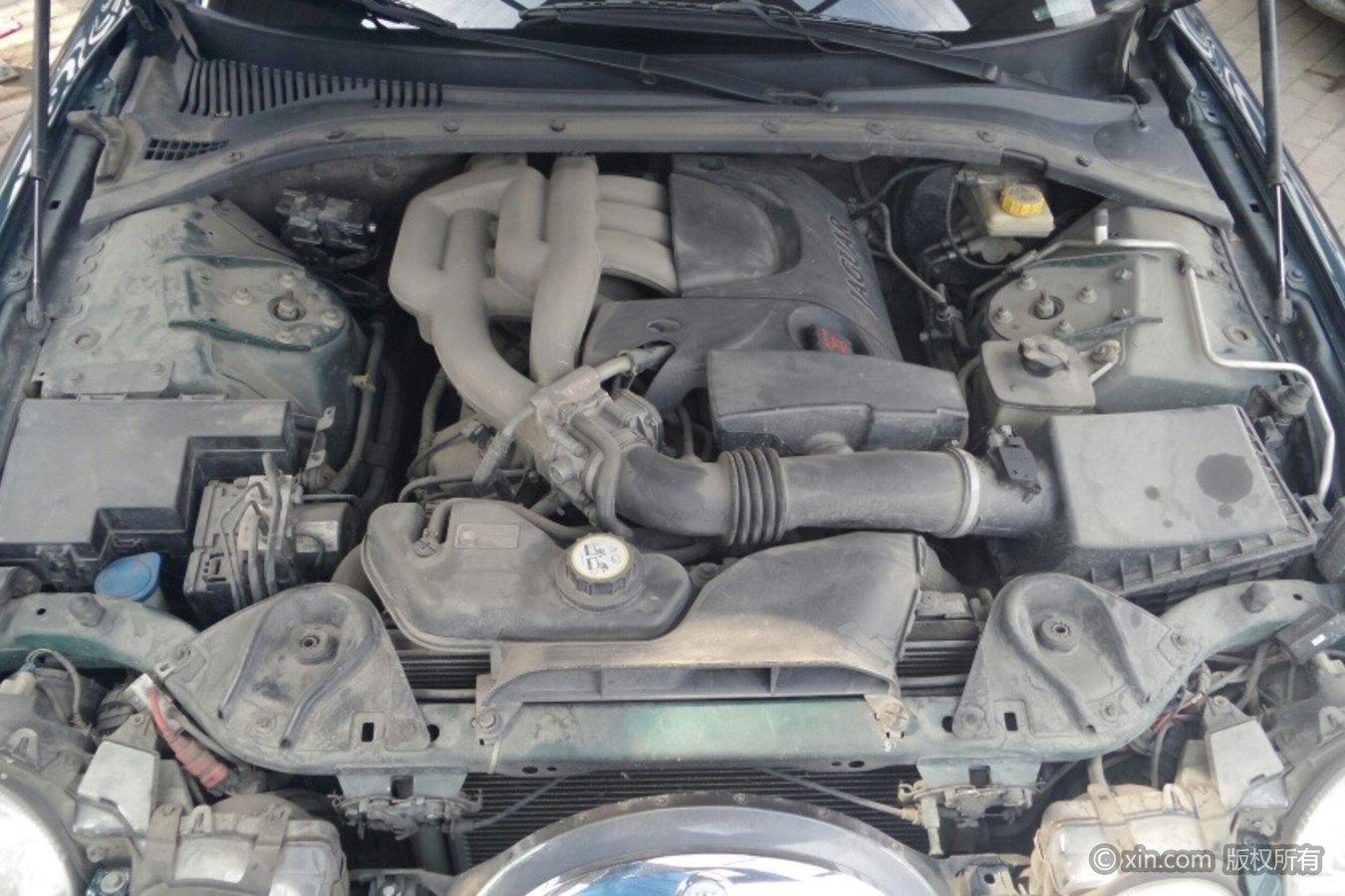 捷豹S-Type发动机