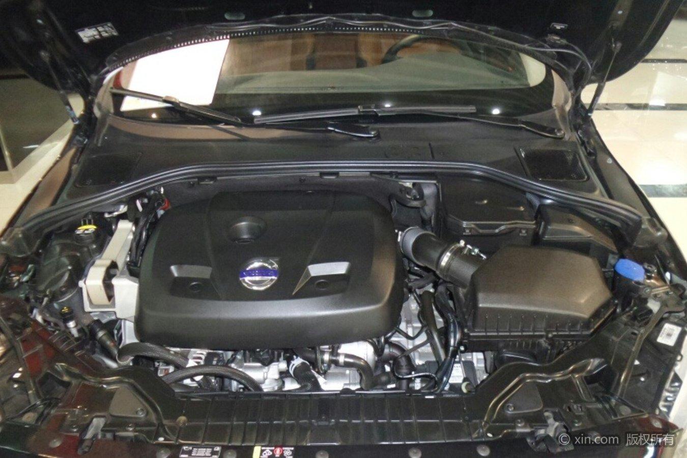 沃尔沃V60发动机