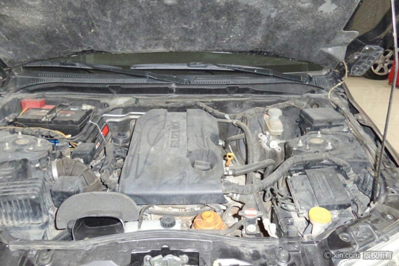 铃木超级维特拉发动机