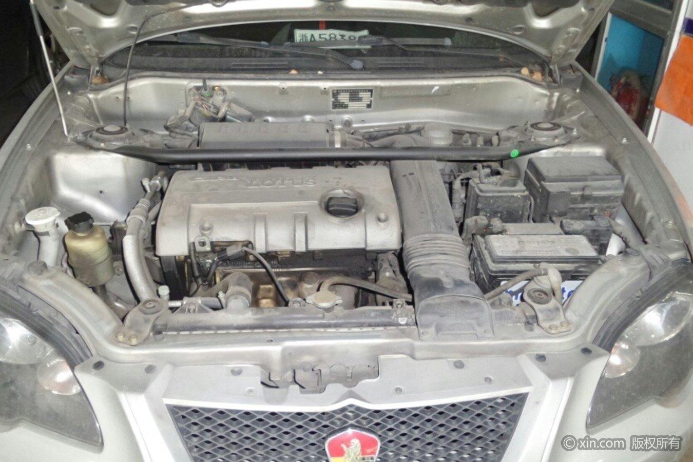 莲花汽车L3发动机