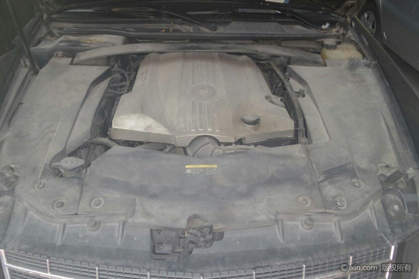 凯迪拉克赛威SLS发动机