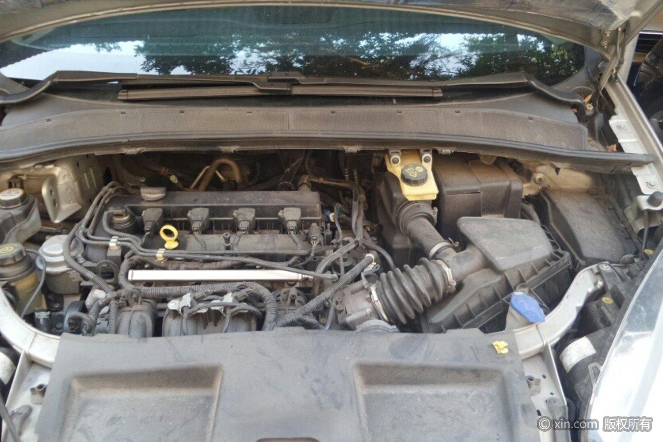 福特S-MAX发动机