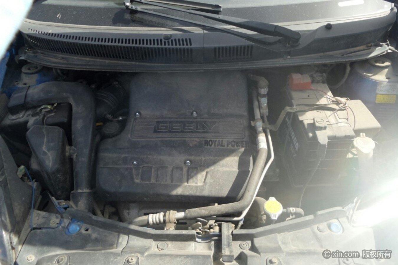 吉利汽车GX2发动机