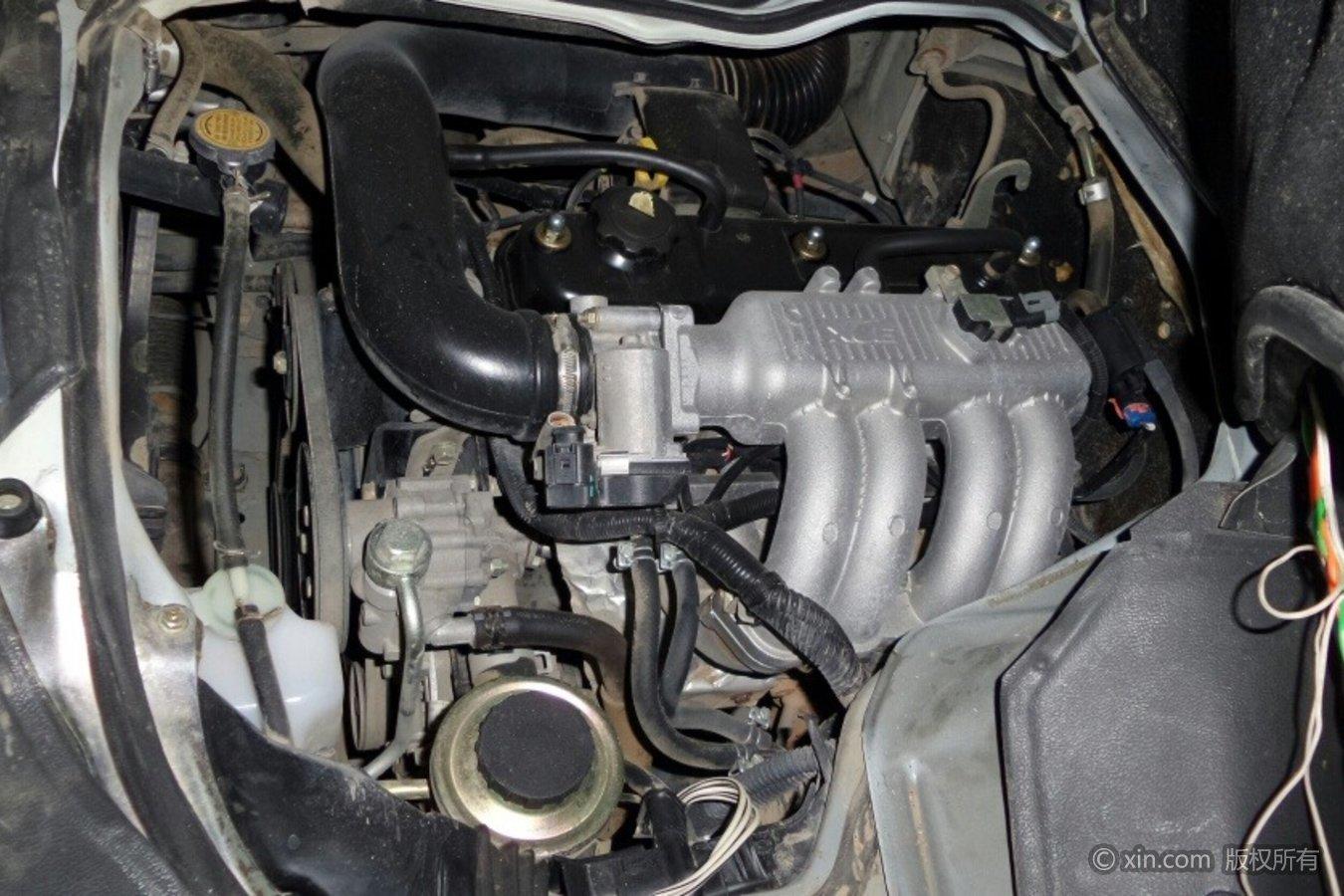 金龙金龙海狮发动机