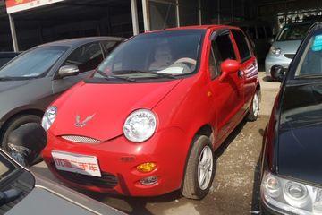 奇瑞 QQ3两厢 2005款 0.8L 手动 豪华型(国Ⅱ)