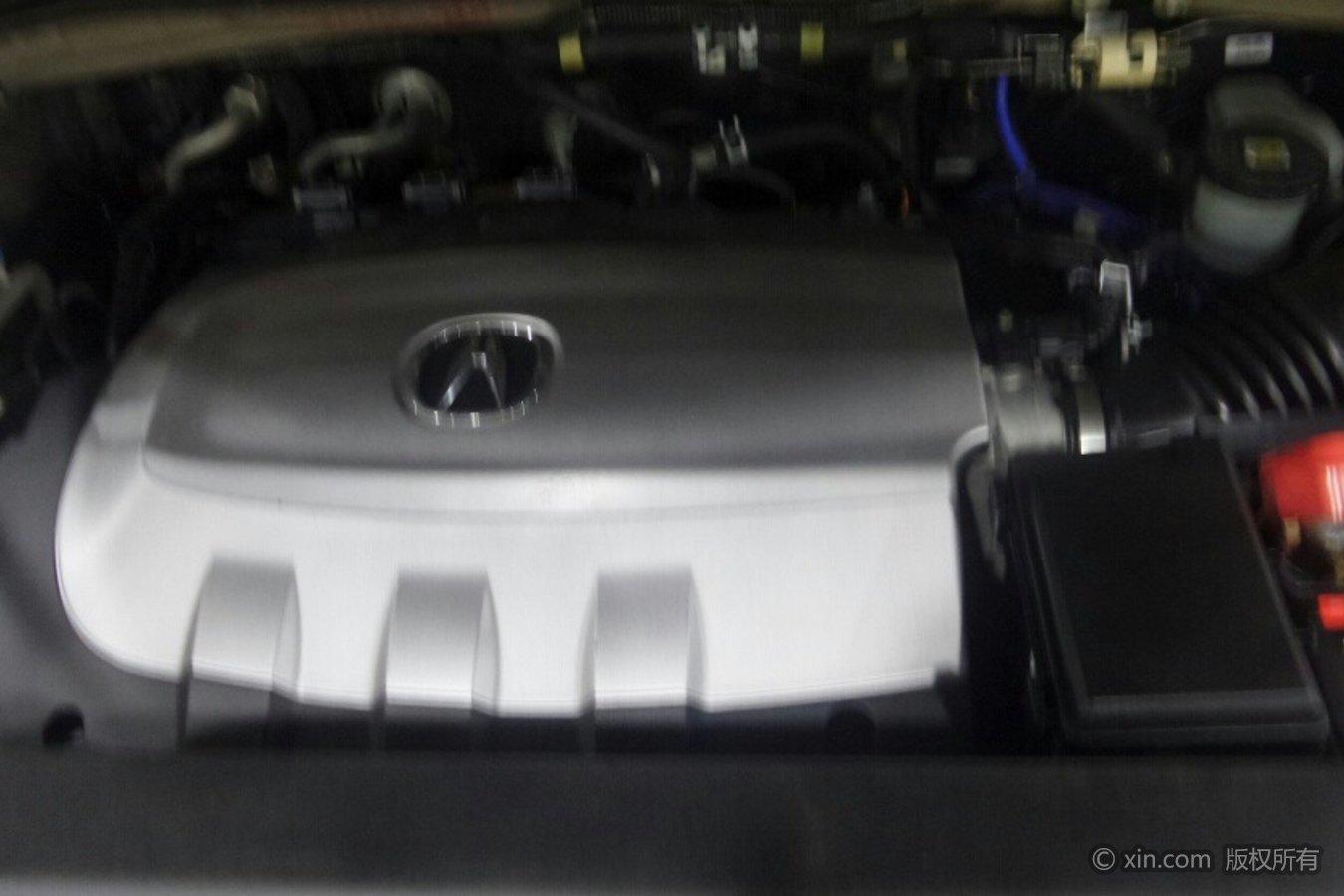 讴歌MDX发动机