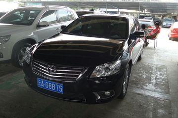 丰田 凯美瑞 2010款 240G 2.4L 自动 经典型(国Ⅳ)