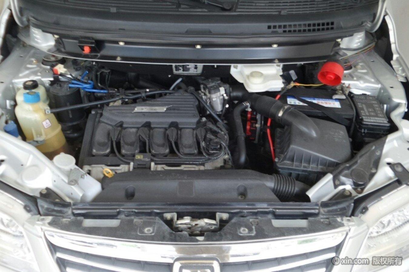 众泰M300朗悦发动机