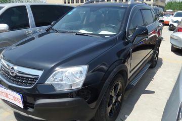欧宝 安德拉 2011款 2.4L 自动 豪华型 四驱(国Ⅳ)