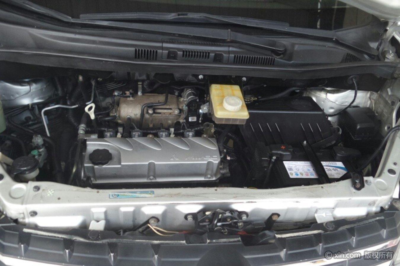 长城长城V80发动机