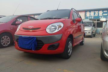 奇瑞 QQ3两厢 2012款 1.0L 手动 运动版爱尚型(国Ⅳ)