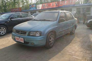 天津一汽 夏利A绅雅 2005款 1.0L 手动 绅雅三缸三厢加长型(国Ⅲ)