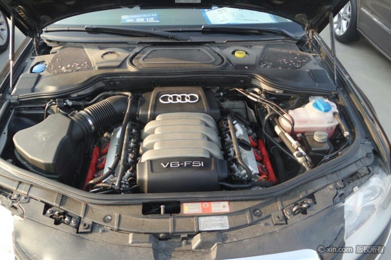 奥迪A8(进口)发动机