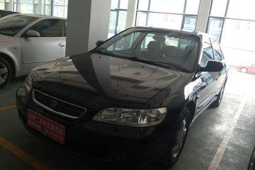 本田 雅阁 2001款 2.3L 自动 VTi-E豪华型(国Ⅱ)
