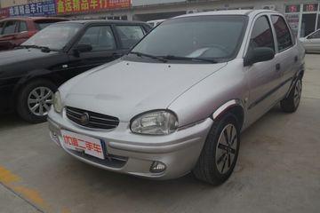 别克 赛欧 2004款 1.6L 手动 SL基本型(国Ⅱ)