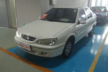雪铁龙 爱丽舍三厢 2005款 X 1.6L 手动(国Ⅱ)