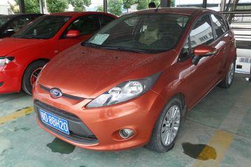 福特 嘉年华两厢 2011款 1.5L 自动 运动型(国Ⅳ)