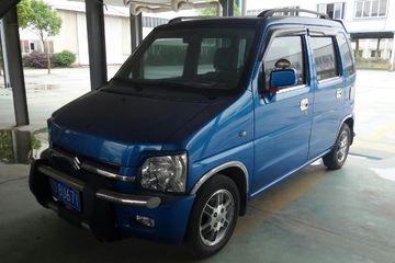 铃木 北斗星 2008款 1.4L 手动 DLX豪华型(国Ⅲ)