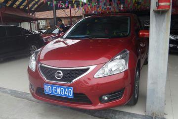 日产 骐达 2012款 1.6L 自动 豪华型(国Ⅳ)