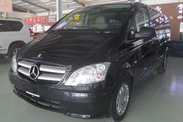 奔驰 威霆  2010款 2.5L 自动 商务版(国Ⅳ)