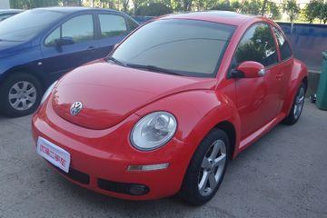 大众 甲壳虫掀背 2009款 2.0L 自动 标配版