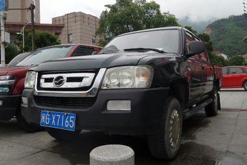 中兴 长铃皮卡 2007款 2.4 手动 柴油版