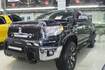 丰田 坦途 2011款 5.7 自动 标准型