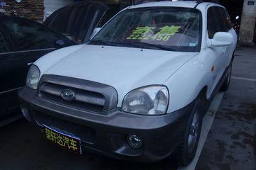 华泰 圣达菲 2007款 2.0 自动 四驱柴油标准型